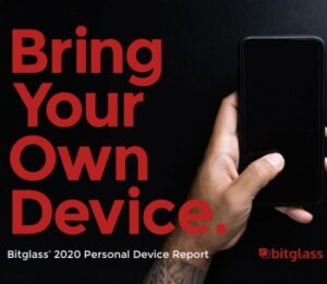 Bitglass BYOD Report 2020