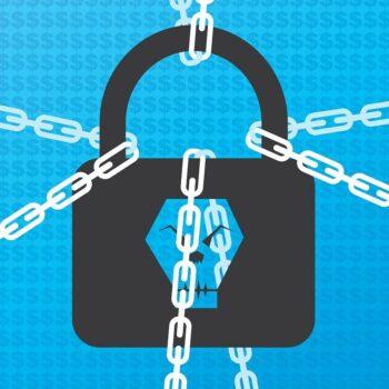 Ransomware Verschlüsselung