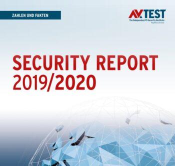AV-TEST Security Report 2019/2020