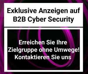 Anzeige B2B Cyber Security