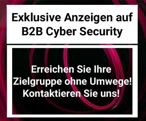 Anzeige B2B Cyber Security