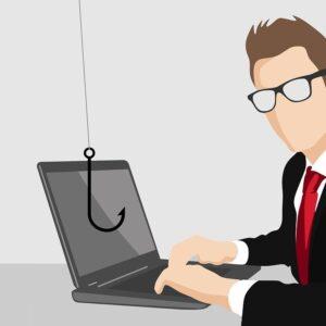 Phishing Attacke Unternehmen