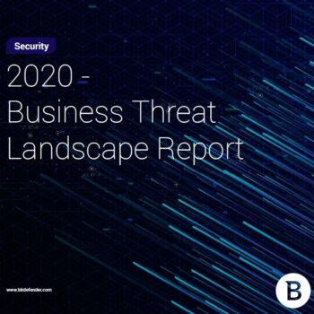 Bitdefender threat report 2020