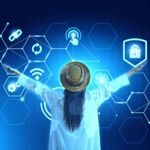 Netzwerk Security Schutz Mitarbeiter