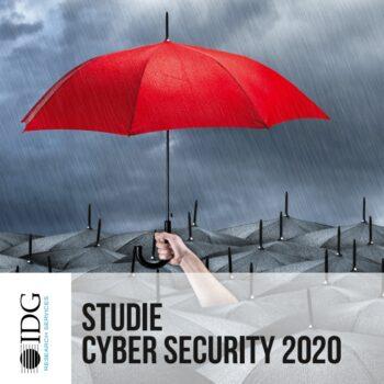 IDG Studie Cyber Security 2020 Drive Lock