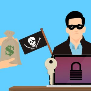 Ransomware Erpressung Geld Verschlüsselt
