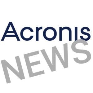 Acronis News