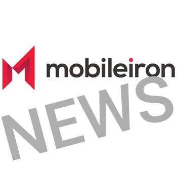 MobileIron news