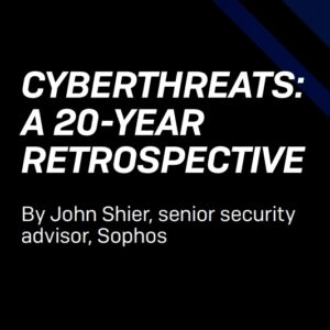 Sophos Report 20 Jahre Cyberbedrohung