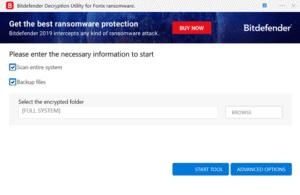 Decryptor für Fonix-Ransomware