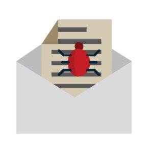 Mail threat scanner