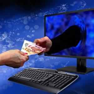 Erpressung euro Ransomware Schaden