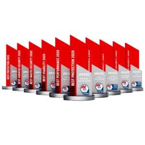 AV-TEST Awards 2020: die besten IT-Sicherheitsprodukte